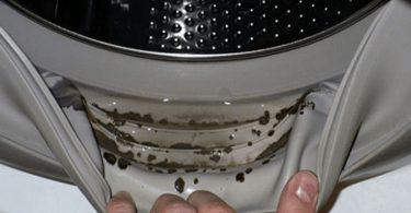 Stinkende Waschmaschine