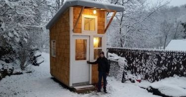 Tiny House 1.500 Dollar