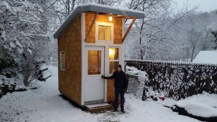 Tiny House 1.500 Dollar